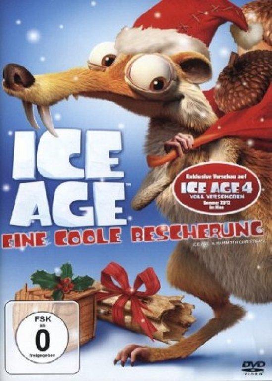 Dvd Ice Age Eine Coole Bescherung Weihnachten Special X Mas Neu Ovp