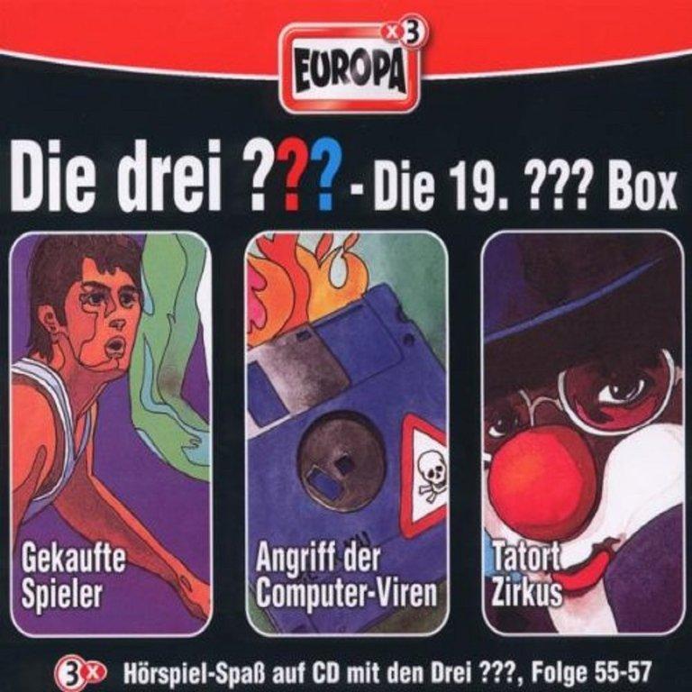 CD Drei !! 56 Sonstige Spielzeug-Artikel