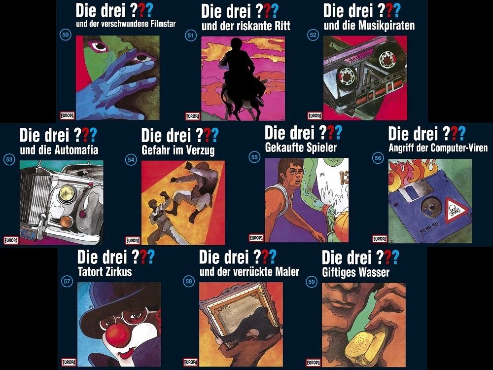 Sonstige Spielzeug-Artikel 56 CD Drei !!
