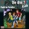 Die Drei Fragezeichen 3 ??? Kids Hörspiel CD 001  1 Panik im Paradies NEU & OVP