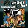 Die Drei Fragezeichen 3 ??? Kids Hörspiel CD 002  2 Radio Rocky Beach NEU & OVP