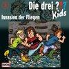 Die Drei Fragezeichen 3 ??? Kids Hörspiel CD 003  3 Invasion der Fliegen  NEU & OVP