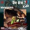 Die Drei Fragezeichen 3 ??? Kids Hörspiel CD 012 12 Internetpiraten NEU & OVP