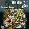 Die Drei Fragezeichen 3 ??? Kids Hörspiel CD 011 11 Fluch des Goldes NEU & OVP