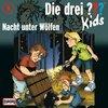 Die Drei Fragezeichen 3 ??? Kids Hörspiel CD 008  8 Nacht unter Wölfen NEU & OVP
