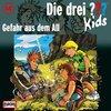 Die Drei Fragezeichen 3 ??? Kids Hörspiel CD 014 14 Gefahr aus dem All NEU & OVP