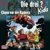 Die Drei Fragezeichen 3 ??? Kids Hörspiel CD 004  4 Chaos vor der Kamera  NEU & OVP