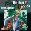 Die Drei Fragezeichen 3 ??? Kids Hörspiel CD 017 17 Rettet Atlantis! NEU & OVP