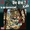 Die Drei Fragezeichen 3 ??? Kids Hörspiel CD 015 15 In der Geisterstadt NEU & OVP