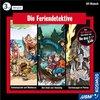 Die Baadingoo Feriendetektive Hörspiel CD 1. Fanbox 5 + 10 + 3 Ulf Blanck 3 x CDs 3er Box 01/3er NEU