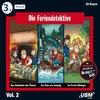 Die Baadingoo Feriendetektive Hörspiel CD 2. Fanbox 4 + 2 + 8 Ulf Blanck 3 x CDs 3er Box 02/3er NEU