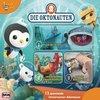 Die Oktonauten Hörspiel CD Box 1. Fanbox  1  2  3  3x CDs in Box 12 Geschichten 01/3er NEU
