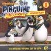 Die Pinguine aus Madagascar Hörspiel CD 008  8 Hornissen Alarm  TV-Serie Edel Kids NEU