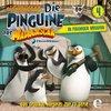 Die Pinguine aus Madagascar Hörspiel CD 004  4 In Fischiger Mission  TV-Serie Edel Kids NEU