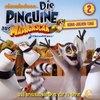 Die Pinguine aus Madagascar Hörspiel CD 002  2 King-Julien-Tag  TV-Serie Edel Kids NEU