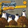 Die Pinguine aus Madagascar Hörspiel CD 015 15 Unter Druck geraten  TV-Serie Edel Kids NEU