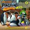 Die Pinguine aus Madagascar Hörspiel CD 011 11 Der Helm  TV-Serie Edel Kids NEU