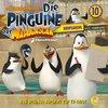 Die Pinguine aus Madagascar Hörspiel CD 010 10 Abgetaucht  TV-Serie Edel Kids NEU