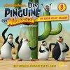 Die Pinguine aus Madagascar Hörspiel CD 009  9 Die Rache des Dr. Seltsam  TV-Serie Edel Kids NEU