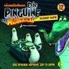 Die Pinguine aus Madagascar Hörspiel CD 012 12 Alligator-Alarm TV-Serie Edel Kids NEU