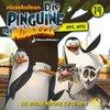 Die Pinguine aus Madagascar Hörspiel CD 014 14 April, April!  TV-Serie Edel Kids NEU