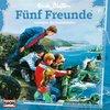 5 Fünf Freunde Hörspiel CD 007   7 verfolgen die Strandräuber Enid Blyton Europa NEU & OVP