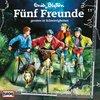 5 Fünf Freunde Hörspiel CD 011  11 geraten in Schwierigkeiten Enid Blyton Europa NEU & OVP
