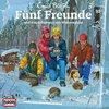 5 Fünf Freunde Hörspiel CD 093  93 und das Geheimnis des Winterwaldes Enid Blyton Europa NEU & OVP