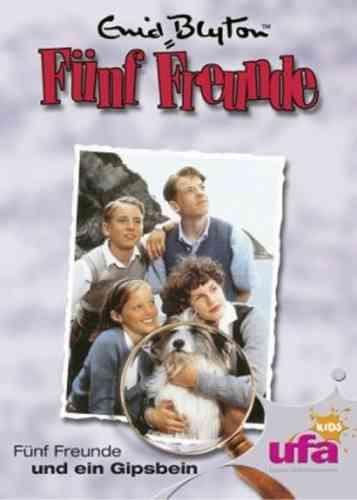 DVD 5 Fünf Freunde  1 und ein Gipsbein  TV-Serie ZDF NEU & OVP