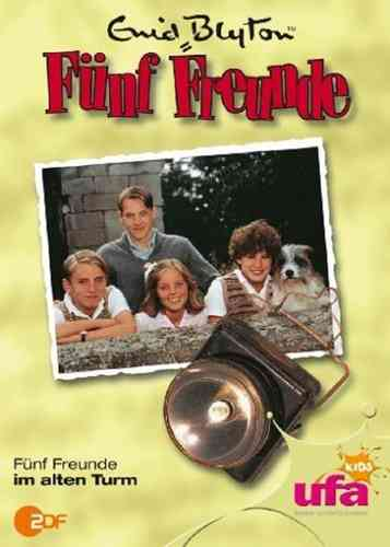 DVD 5 Fünf Freunde 12 im alten Turm TV-Serie ZDF NEU & OVP