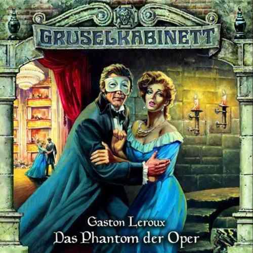 Gruselkabinett Hörspiel CD 004   4 Das Phantom der Oper  Gaston Leroux  NEU & OVP