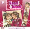 Hanni & Nanni Hörspiel CD 005   5 gründen einen Klub Enid Blyton Europa  NEU & OVP