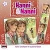 Hanni & Nanni Hörspiel CD 009   9 in tausend Nöten Enid Blyton Europa NEU & OVP