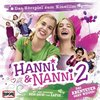 Hanni & Nanni CD 2. Kinofilm Das Hörspiel zum Kino-Film  NEU & OVP