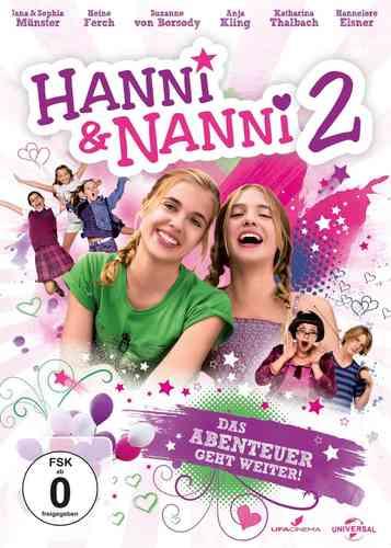 DVD Hanni und Nanni 2. Kinofilm Film  NEU & OVP