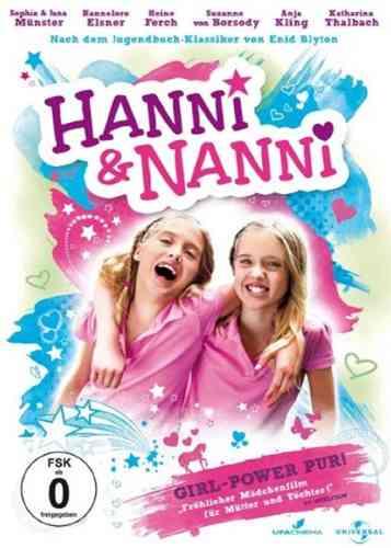 DVD Hanni und Nanni 1. Kinofilm Film  NEU & OVP
