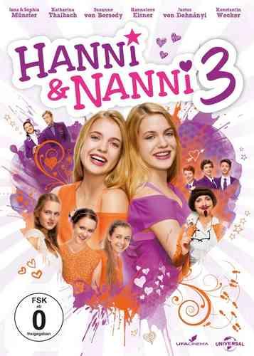 DVD Hanni und Nanni 3. Kinofilm Film  NEU & OVP