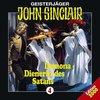 John Sinclair Hörspiel CD 004   4 Damona, Dienerin des Satans  NEU & OVP