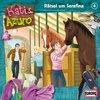 Kati & Azuro Hörspiel CD 004  4 Rätsel um Serafina  NEU & OVP