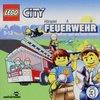 LEGO ® City Hörspiel CD 003  3 Feuerwehr - Auf der Spur des Roten Drachen  Universum Kids NEU & OVP