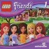 LEGO ® Friends Hörspiel CD 001  1 Tierisch gute Freunde  Universum Kids NEU & OVP