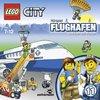 LEGO ® City Hörspiel CD 011 11 Flughafen - SOS über den Wolken  Universum Kids NEU & OVP