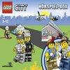 LEGO ® City Hörspiel CD 1. Fanbox  1  2  3 x CDs in Box Hörspielbox 01/3er Universum Kids NEU & OVP