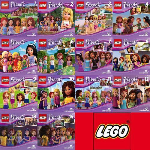 LEGO ® Friends Hörspiel CD   1 - 14 x CDs Sammlung komplett Paket  OVP & NEU
