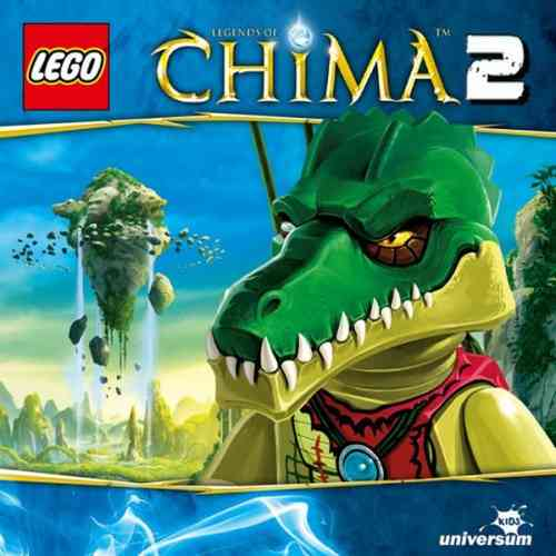 LEGO ® Legends of Chima Hörspiel CD 002  2 Hindernisse  Universum Kids NEU & OVP