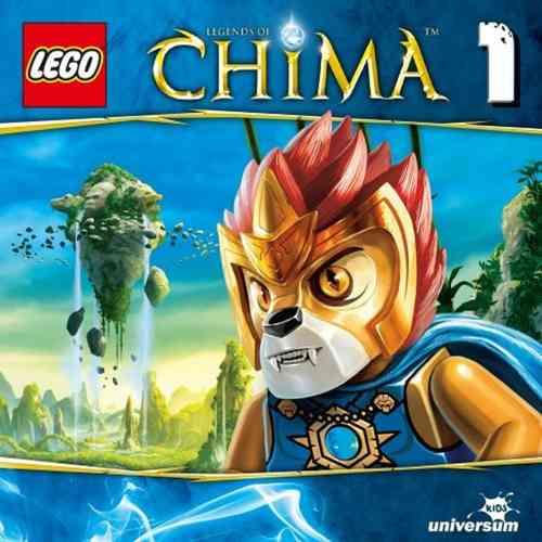 LEGO ® Legends of Chima Hörspiel CD 001  1 Wie alles begann  Universum Kids NEU & OVP