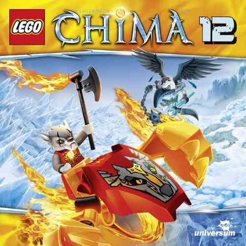LEGO ® Legends of Chima Hörspiel CD 012 12 Der kleine Feuer-Vogel Universum Kids NEU & OVP