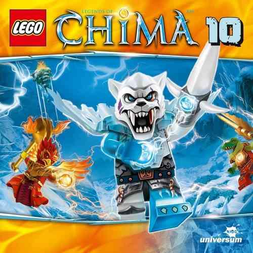 LEGO ® Legends of Chima Hörspiel CD 010 10 Feuerflügel  Universum Kids NEU & OVP