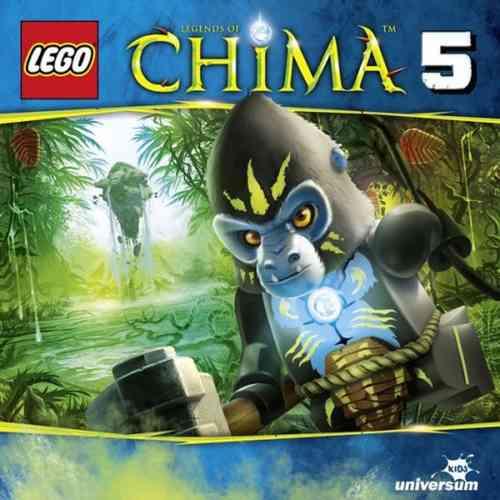 LEGO ® Legends of Chima Hörspiel CD 005  5 Ungleichgewicht in Chima  Universum Kids NEU & OVP