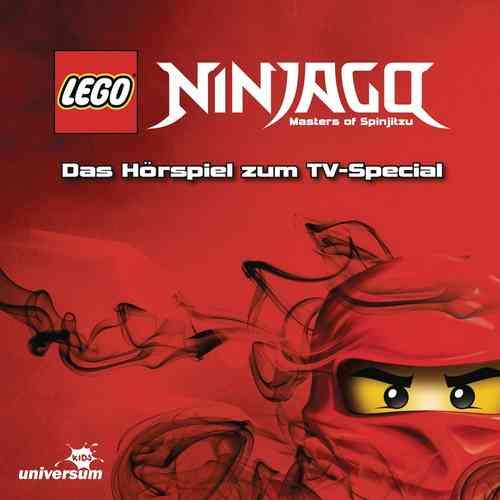LEGO ® Ninjago Masters of Spinjitzu Hörspiel CD 000  0 König der Schatten TV-Spezial Universum NEU
